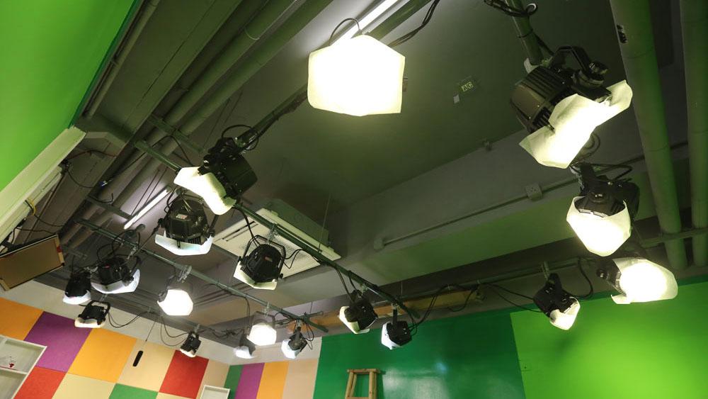18區燈光控制系統